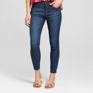 Universal Thread high-rise cropped Jeggings sz 28